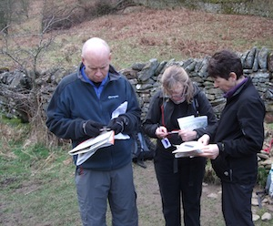 Map Reading for Mature Walkers Gift