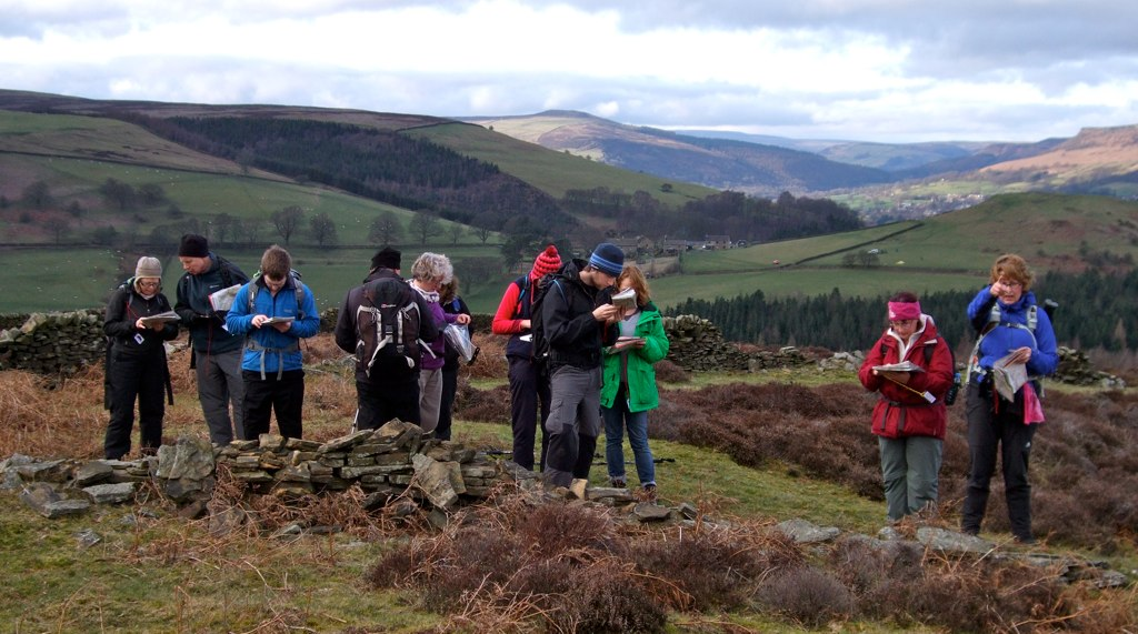 Intermediate Moorland Navigation Course Gift