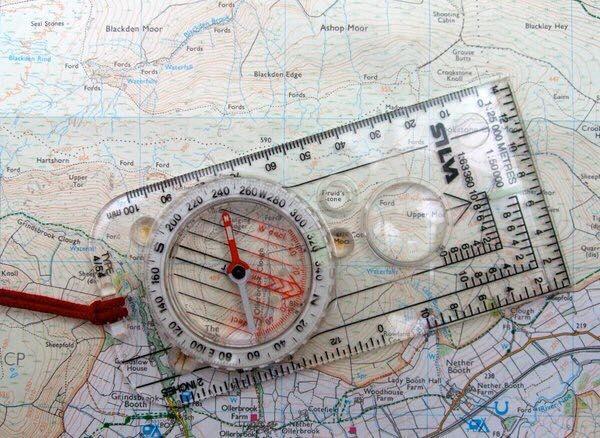 Map & Compass Navigation Basics Class   Map And ... - REI